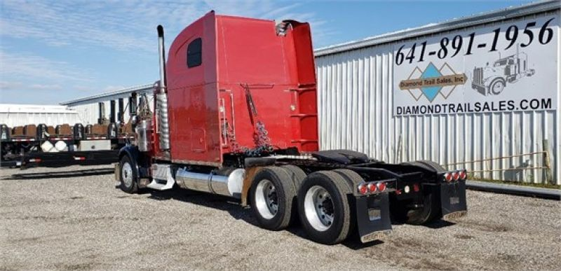2001 FREIGHTLINER FLD132 CLASSIC XL 5156705229