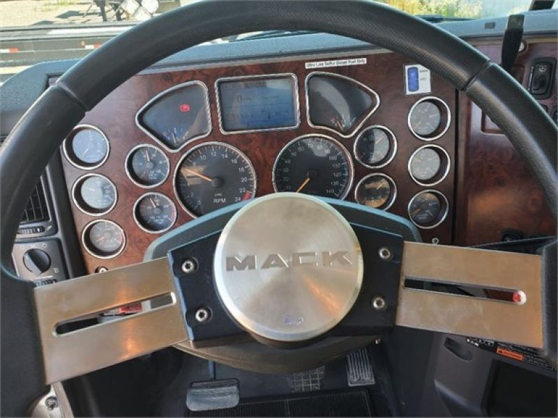 2013 MACK PINNACLE CXU613 6083700945