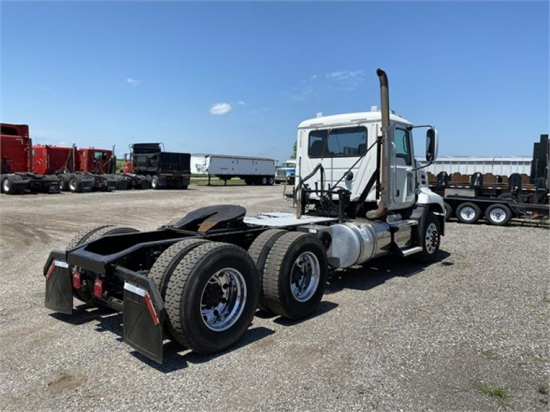 2012 MACK PINNACLE CHU613 6093161217